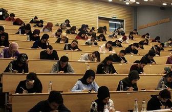 AUZEF sınav sonuçları açıklanıyor OYS öğrenci girişi yapma