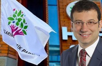 HDP İstanbul'da CHP'yi mi destekleyecek?