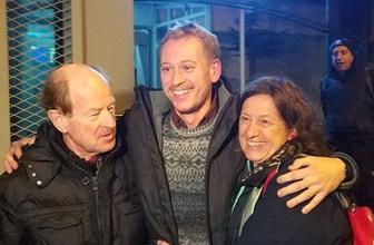 Türkiye'de tutuklu olan Avusturyalı gazeteci serbest bırakıldı