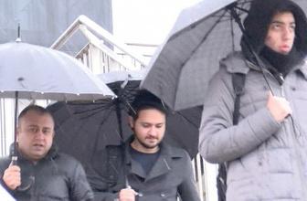 İstanbul'da kar yağışı başladı Meteoroloji uyardı