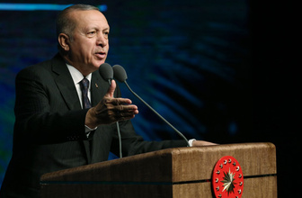 Cumhurbaşkanı Erdoğan'la ilgili skandal sözler