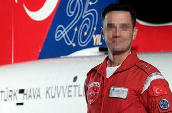 Türk Yıldızları'nda görevli askere FETÖ gözaltısı