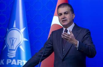 AK Parti Sözcüsü Çelik'ten Suriye için kritik açıklama