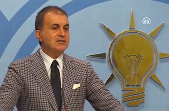 AK Parti Sözcüsü Çelik'ten Metin Akpınar ve Müjdat Gezen açıklaması