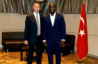 Appiah'tan Fenerbahçe itirafı