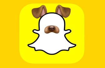 Snapchat'e köpekler için özel efektler geldi