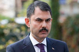 Murat Kurum'dan imar barışı açıklaması hafta sonu da ödemeler yapılacak