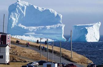 Kanada'dan korkutan haber buzullar 50 yıl içinde yok olacak