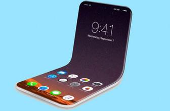 Apple'dan katlanabilir telefon hamlesi patent alındı