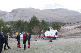 Niğde'de çığ altında kalan dağcılardan yeni haberler var