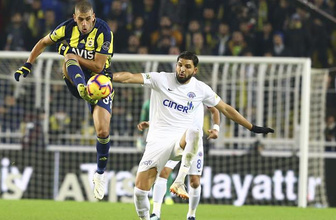 Fenerbahçe'de kötü gidişat sürüyor!