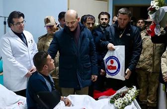 Bakan Soylu, yılbaşını Yüksekova'da askerlerle geçirecek
