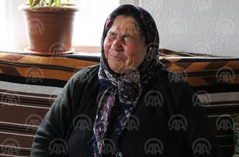 Aksaray'da hindileri çalınan kadın gözyaşlarına boğuldu!