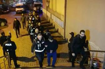 Bartın'da 13 gözaltı! Aralarında avukat polis zabıt katibi ve esnaflar da var