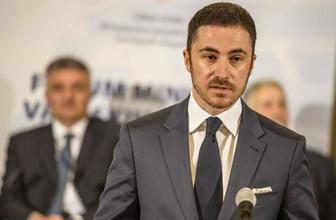 Karadağ Kültür Bakanı İstanbul'da kaza geçirdi!