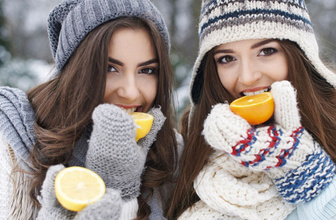 Kış ayını hastalıksız geçirmek için bu besinleri tüketin