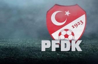 PFDK'dan flaş karar! Beşiktaş, Galatasaray, Trabzonspor...