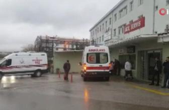 Ankara'da cenaze dönüşü kaza: 17 yaralı