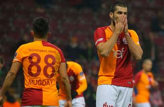 Rizespor maçının ardından Galatasaray'da korkutan istatistik