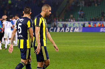 Fenerbahçe bugün kaybederse küme düşme hattına girecek