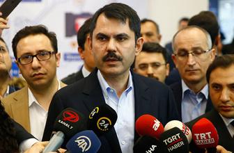 Çevre ve Şehircilik Bakanı Murat Kurum duyurdu! Bu ay açıklanacak