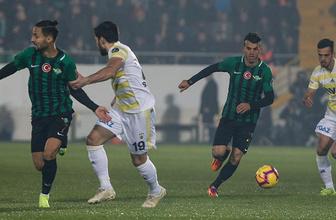 Akhisarspor Fenerbahçe maçı golleri ve geniş özeti