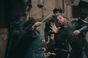 Ertuğrul Bey'e suikast girişimi sahnesi nefesleri kesti!