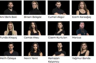 Survivor gönüllüler takımı 2018 kadrosu 4 isim tanıdık