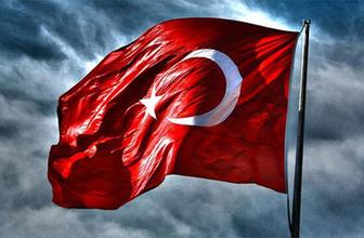 Yine yaptılar: Türk bayrağına çirkin saldırı!