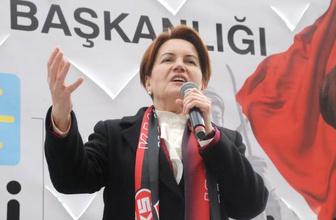 Akşener'den Erdoğan'a: Dost muyuz düşman mı cevabını ver