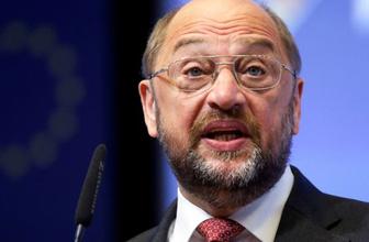 Martin Schulz görevinden istifa etti!