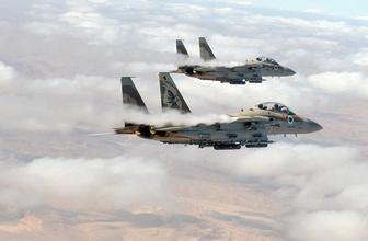 TSK'dan Raco Dağı'na yoğun bombardıman