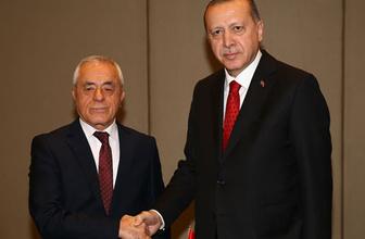 Cumhurbaşkanı Erdoğan Cezayir temaslarına başladı