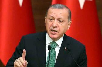 Cumhurbaşkanı Erdoğan'dan Cezayir'den çarpıcı mesajlar...