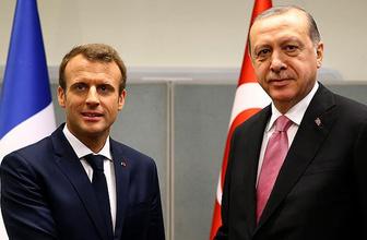 Türkiye Fransa'nın yaptığı açıklamayı yalanladı! Herkesi kandırmış