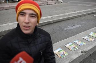 'Kitaplar yakılmasın, okunsun' diyen Tosyalı Murat için Türkiye seferber oldu!