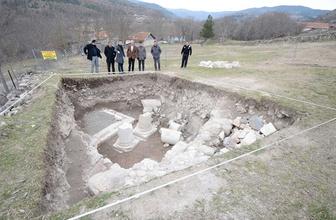 Anadolu'nun en eski kiliselerinden biri bulundu