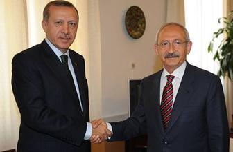 Erdoğan'dan Kılıçdaroğlu'na telgraf
