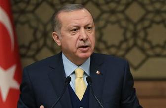 Cumhurbaşkanı Erdoğan'dan CHP'ye Afrin eleştirisi
