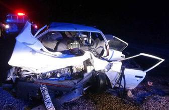 Çorum'da feci kaza: Çok sayıda ölü ve yaralı var!