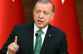 Erdoğan kimi 'Bunlar hikâye yazıyor' diye suçladı