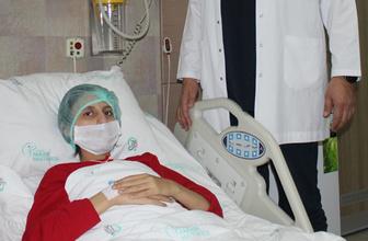 Karın ağrısı şikayetiyle doktor giden kız meğer