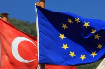 Türkiye vize belgelerini AB'ye teslim etti