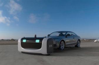 Park yeri arayışına son veren robot valeler
