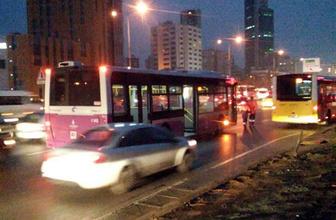 Minibüsçü dehşeti: Yolcuların önünde kurşun yağdırdı!