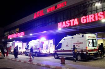 Afrin'deki çatışmada 5 Türk, 5 ÖSO askeri yaralandı