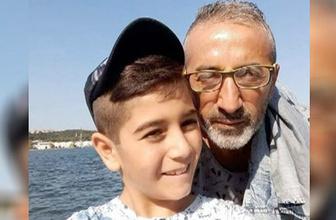 10 yaşındaki oğlunu öldüren baba ağlayarak ifade verdi
