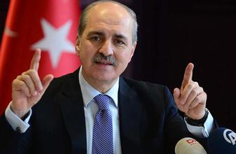 AK Parti'yle MHP birleşiyor mu? Numan Kurtulmuş cevap verdi