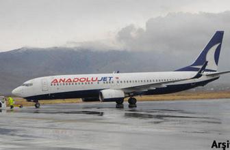 Malatya-İstanbul uçağında şok! 2 kaçak yolcu...