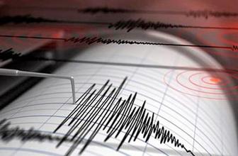 Son depremler 13 Mart nerede oldu- Kandilli deprem raporu